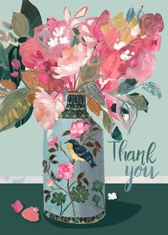 Leading Illustration & Publishing Agency based in London, New York & Marbella. Thank You Messages Gratitude, Thank You Wishes, Thank You Greetings, Thank You Quotes, Thank You Cards, Thank You For Birthday Wishes, Happy Birthday Cards, Birthday Greetings, Thank You Wallpaper