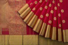 Hayagrivas Handwoven Kanjivaram Silk Sari 1021878