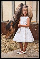 communie foto's paarden - Google zoeken