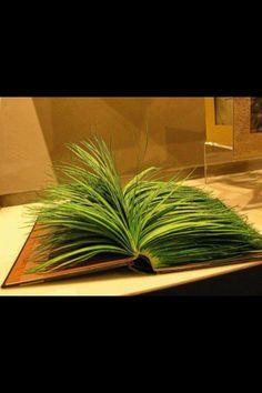 Book green