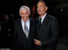Tom Hanks and Dick Van Dyke