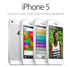 Apple Actualiza la Página del iPhone 5 tras el Estreno del Galaxy S IV