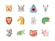 MOJI - 600 Modern Emoji Icons