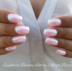 A lot of ladies like to possess painted nails and toes which reflect their sophistication in life, character and status. Aycrlic Nails, Pink Nails, Sparkle Nails, Glitter Nails, Gorgeous Nails, Pretty Nails, Chrome Nails, Accent Nails, Wedding Nails