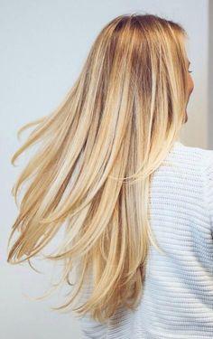 le blond serait la couleur de cheveux la plus demande selon plusieurs coloristes pour vous - Coloration Ton Sur Ton Blond