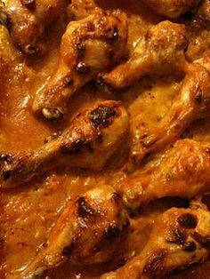 Chicken Tikka Masala. I heart indian food.