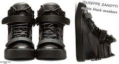 Givenchy, Saint Laurent, Giuseppe Zanotti, Balmain | SPENT MY ...