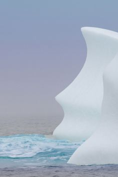 iceberg, Newfoundland, Canada The beauty of it! Snow And Ice, Fire And Ice, Newfoundland Icebergs, Newfoundland And Labrador, Newfoundland Canada, Atlantic Canada, Canada Eh, Amazing Pics, Belleza Natural