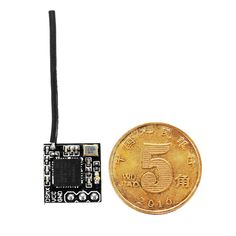 Only 0.8g 2.4G Compatible DSM2 DSMX Pro Receiver for JR SPECTRUM Transmitter RC Drone