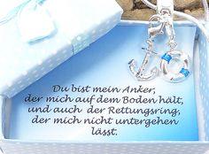 Kette Liebe , Anker von Beads-for-Beginners auf DaWanda.com