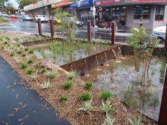 Were Street, Montmorency, Victoria 2011  CPG Australia Pty Ltd (Consultant)  120m2 steep terrain - $120k