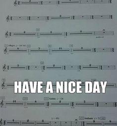 OMGSH AND THEN THE TEMPO IS LIKE play it intensley. Do we just give the band director a death stare and we freak him out. Your welcome Mr. Levendofsky