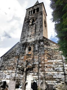 Medieval Churches in the Val d'Aran, Spain - Rachel's Ruminations
