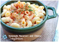 Creamy smoky mac & cheese