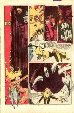 Bill Sienkiewicz: New Mutants