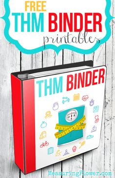 Discover my Trim Healthy Mama Binder--includes FREE printables for your own binder!