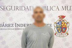 Detienen a narcomenudista con media libra de marihuana en Juárez | El Puntero