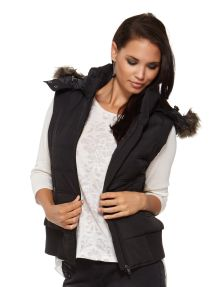 Zest Weekend Puffer Vest -Perfect for core warmth #NewandNow
