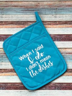 Your place to buy and sell all things handmade Pot Holder Crafts, Pot Holders, Vinyl Crafts, Vinyl Projects, Canvas Crafts, Wood Crafts, Craft Gifts, Diy Gifts, Homemade Gifts