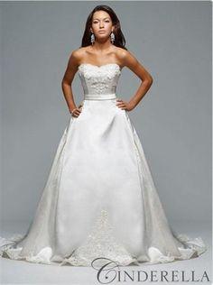 58 Beautiful Disney Inspired Wedding Dresses