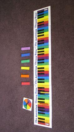 Fun multicolor piano download for piano lesson review #piano #musiced