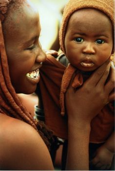 mother and child. JOY
