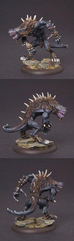 Werewolf - humanoid (shapeshifter)