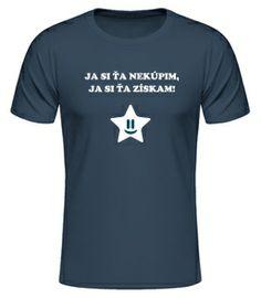 Ako potešiť partnera - tričkom! :)