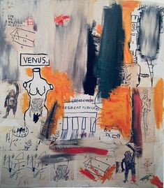 Jean Michel Basquiat Art, Basquiat Paintings, A4 Poster, Travel Posters, Home Art, Art Inspo, Abstract Art, Artsy, A3 Size