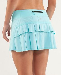 Run: PaceSetter Skirt*R - NEED!  In black, red and white too!!  LOL!