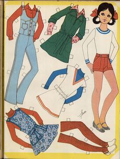 lisbeth * 1500 free paper dolls for other Pinterest paper doll pals at Arielle Gabriel's The International Paper Doll Society *