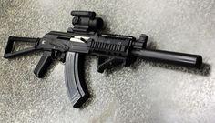 THOR Custom Milled AK-47 Krink in Graphite Black