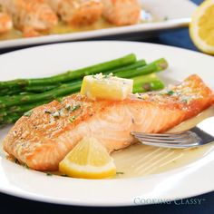The BEST salmon recipe A long time reader favorite and for good reason this is so easy to make and it has so much bright fresh flavor Plus it s such a quick recipe salmon salmonrecipe recipes dinner dinnerideas easydinner seafood garlic lemon Quick Recipes, Fish Recipes, Seafood Recipes, Dinner Recipes, Cooking Recipes, Healthy Recipes, Keto Recipes, Cooking Bacon, Cooking Games