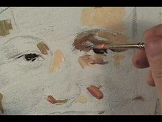 Painting An Oil Portrait & more painting tutorials