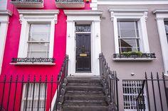 45 fotos y colores para pintar casa por fuera | Mil Ideas de Decoración Glazed Brick, Facade, Around The Worlds, Exterior, Wood, Outdoor Decor, House, Painting, Courtyards