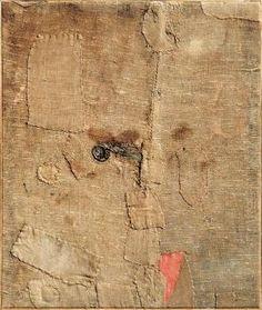 alberto burri paintings - Google Search by sonia