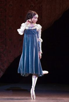 Hee Seo in Romeo and Juliet.American Ballet Theatre.New York, Metropolitan Opera House,June 2013.© John Grigaitis. Seo has a way of letting her feet linger between the steps, imbuing every sequence with a kind of lilting tremolo. Her bourrées blur together, like dewdrops. Every shape is achingly beautiful. Her Juliet is delicate, young, deeply vulnerable. At times, Seo seems to forget she is a ballerina, and run, shoulders rolled forward, like a little girl. Her arms go limp at Romeo's…
