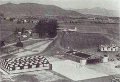 Woodrum field way before it became Roanoke Regional Airport