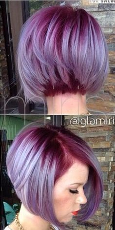 L'oreal Purple hair color - Google Search