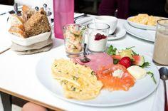 Frühstück im Zoozie's