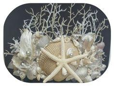 littlegrassshak  See us at etsy.com  Mermaid Sea Crowns