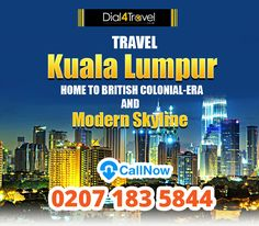 Best Airfare Deals, Cheap Flight Tickets, British Colonial, The Other Side, Capital City, Kuala Lumpur, Skyline, Book, Modern