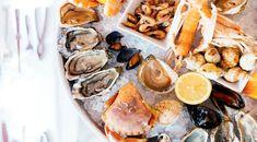 En general, el valor nutricional del marisco es beneficioso en cualquier dieta equilibrada, presentando nutrientes similares a los del pescado blanco. Además, son ricos en ácidos grasos poliinsaturados, que aportan beneficios para la salud y contrarrestan el efecto de sus porcentaje en colesterol. Ethnic Recipes, Food, Whitefish, Balanced Diet, Cholesterol, Seafood, Essen, Meals, Yemek