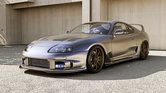 As you can see at some pictures, Toyota Supra specifically appears gloriously with strong and muscular body frame. The Toyota Supra specs are also adorable with high quality top engine…