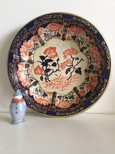 Vintage Daher Tin Bowl by 4EnvisioningVintage on Etsy