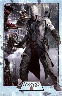 - Assassin's Creed 3 - Collage - art prints and posters
