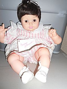 Madame Alexander Baby Doll Allison W/tag