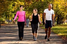 Some organizations recommend walking 10,000 steps a day, but do you really have to walk this much to be healthy?