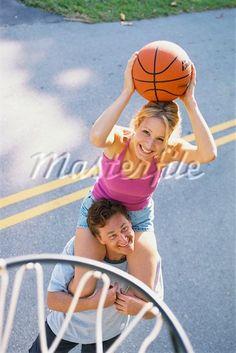couple photo with basketball Basketball Photos, Basketball Uniforms, Sports Photos, Couple Pictures, Senior Pictures, Couple Ideas, Senior Pics, Senior Year, Basketball Girlfriend