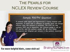 Are you able to solve this sample NCLEX question? Use this method to break down the math and solve the question. We hope this will help you on your NCLEX!